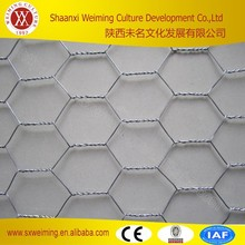 Double Twisted Hexagonal Mesh Netting, Galvanized Hexagonal Wire Netting