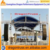 Aluminium Spigot Lighting Truss, Stage Truss, Roof Truss For Sale