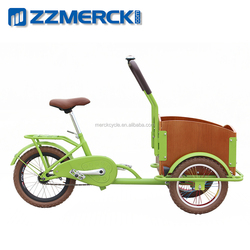 Easy Handle Pedal Cargo Bike For Child