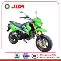 yellow 49cc mini dirt bike JD125-1