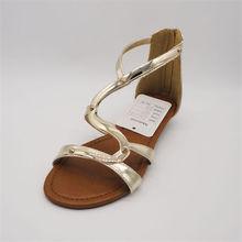 Ecofriend raw materials ladies first sandals