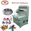 liquid plastic pvc resin label injection machine 12 colors filling automatic program control SGS CE