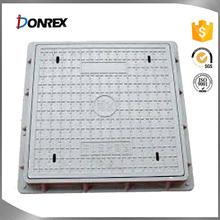 OEM round and square metal aluminum casting manhole cover manufacturer