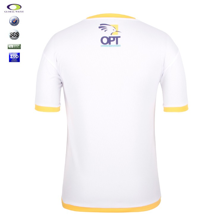 High quality cotton screen print t shirt wholesale view for Discount screen printing t shirts