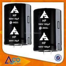 HF 100V 3300UF 35X40 Aluminum electrolytic capacitor