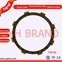 Motorcycle YBR clutch plate,China manufacturer gn125 clutch disc,top quality motorcycle spare parts