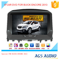 touch screen car dvd gps navigation system with radio/mp3/gps for BUICK for ENCORE 2013