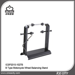 B Type Motorcycle Wheel Balancing Stand