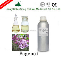 Jiangxi Xuesong natural 99% clove leaf oil eugenol, methyl eugenol oil