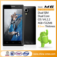 2014 omes Low price MTK6572 dual sim chino telefonos celulares