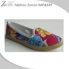 2016 flat lady shoes guangzhou shoes market
