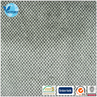 Polyester Striped Jersey Knit Velboa Fabric For Scarves 2015