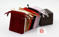 Clearance Sale inventory velvet bag 8 cm *10 cm for Small quantity purchase