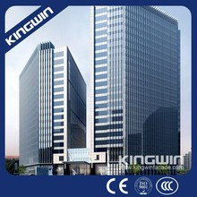 Innovative design and engineering Curtain Wall