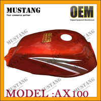 Cheap Price Chinese Manufacture Aluminium Fuel Tank Motorcycle with OEM Quality