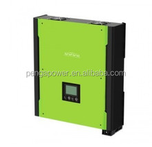 hybrid inverter solar inverter&solar power 10kw both on grid&off grid , can supply power to load with battery or without battery