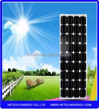 china alibaba 70W monocrystalline solar panel