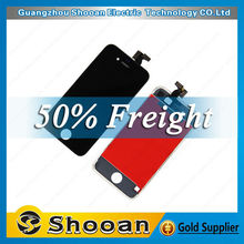 for iphone4 touch screen digitizer,recycle broken lcd screen for iphone 4,china mobile lcd display for iphone 4