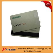 Free sample!PET/PVC rfid hotel key card