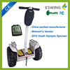 2015 best selling high big green power electric scooter