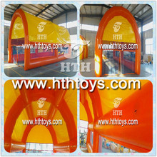 HOT selling inflatable cube tent