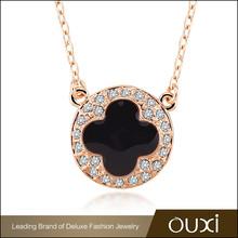 OUXI Factory china wholesale lucky shine aliexpress jewelry