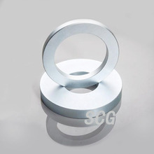 Permanent Neodymium Radial Ring Magnets