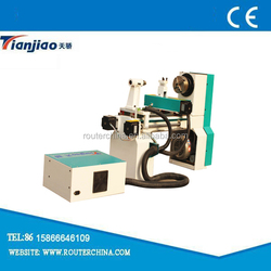 mini automatic cnc wood turning lathe machine