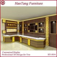 Mall jewels display furniture with high quality and low price