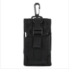 New Durable Black Tactical Outdoors Hiking Sport Pouch Bag For Cell Phone