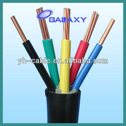 Best price copper or aluminum conductor china power cable