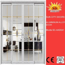 China kitchen sliding aluminium door SC-AAD041