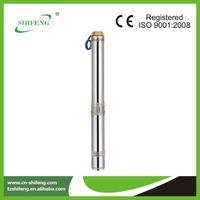 vertical pump stainless steel 4SD10/100QJ10 series /deep well pump water pump flow sensor