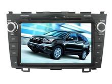"For HONDA CRV Car DVD GPS Navigation System 8""Touch Screen For HONDA CRV Audio Radio GPS"