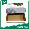 CUSTOMIZED CHERRY PATTERN SHIPPING PAPER BOX