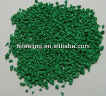 0.5-2mm Epdm rubber granules/ Epdm chips for Sports surface & turf infilling-G-Y-142