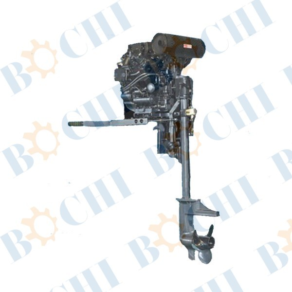 Chinese Marine Diesel 10 Hp Outboard Engine Buy Outboard