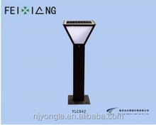 Beautiful design European style led solar garden/lawn light/lamp