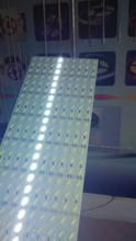 High brightness NEW style smd 8520 led rigid strip 72pcs/meter leds 12mm width
