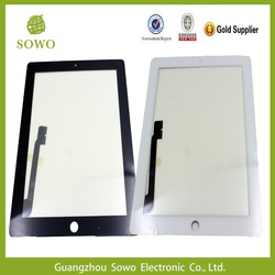 wholesale price For new ipad 3 digitizer with home button