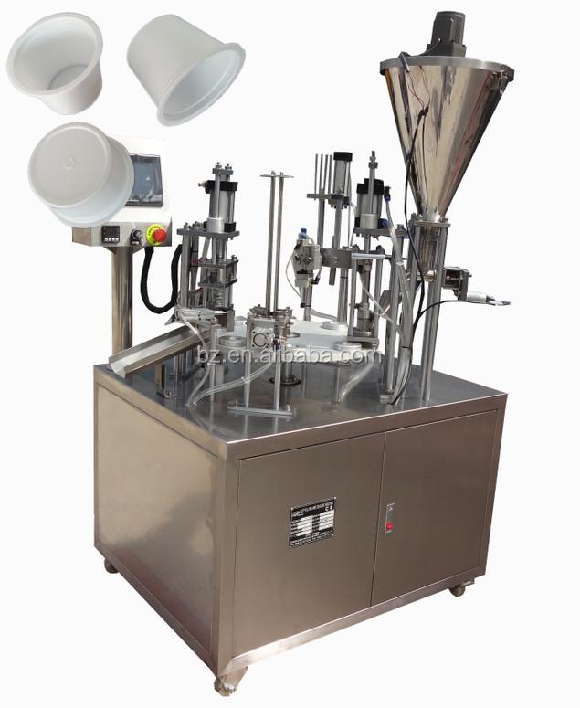 k cup filling machine