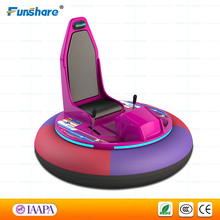 Funshare 2015 amusement park rides equipment kids bumper car inflatable bumper car
