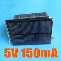 5V 150mA mini resin small solar cells panels diy Education kits