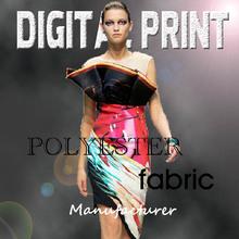 Short Run Crepe Satin plain fabric for digital printing Z10