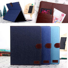 Cheap tablet cases tablet cover stand leather case for ipad2/3/4