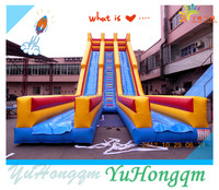 Giant Slide Inflatable Big Slide For Kids And Adults Playground