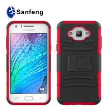 Stand Holster Combo Competitive Case Cover For Samsung Galaxy J7