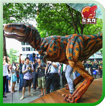 Latex high quality Japanese Dinosaur Costume