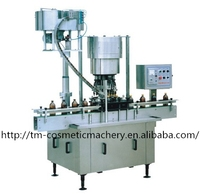 2015 TENG MENG high quality automatic aluminum cap screw capping machine