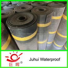 self adhesive bitumen felt underlay for roof and foundation